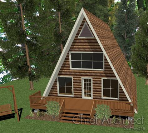 Build A Frame House building an a frame structure