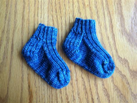 sock knitting baby sock knitting pattern free patterns