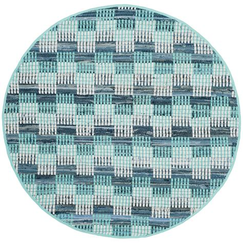 4 ft area rugs safavieh montauk turquoise multi 4 ft x 4 ft area