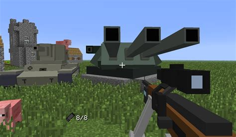 mine craft for flan s mod 1 12 2 1 11 2 1 10 2 1 8 1 7 10 weapons mod