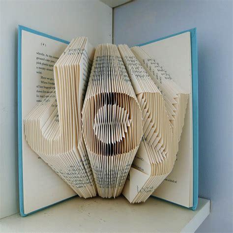 book origami patterns folded book fubiz media