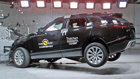 Range Rover Crash Test Ratings by Range Rover Velar Crash Test