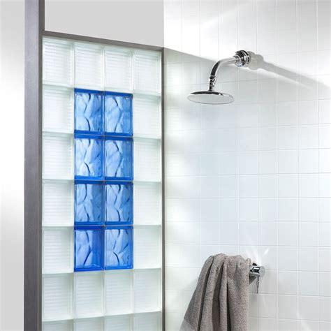 salle de bain en brique de verre id 233 es de d 233 coration et de mobilier pour la conception de la