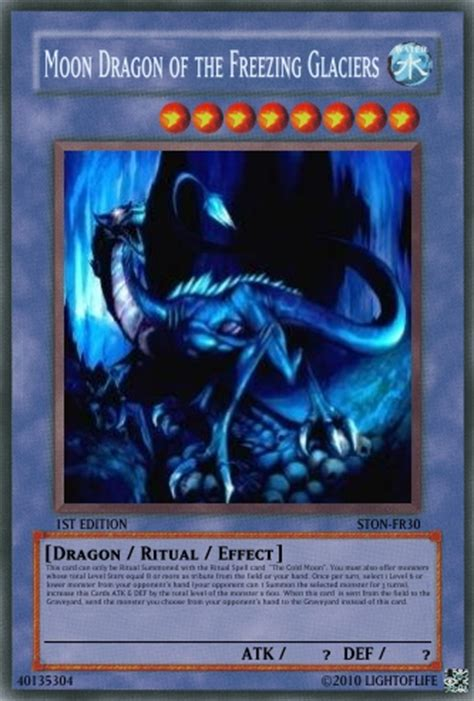 Make Your Own Yu Gi Oh Card