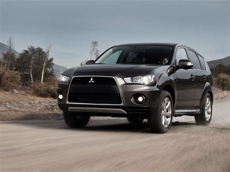 2010 Mitsubishi Outlander by Mitsubishi Outlander Gt 2010 Car Picture 01 Of 28