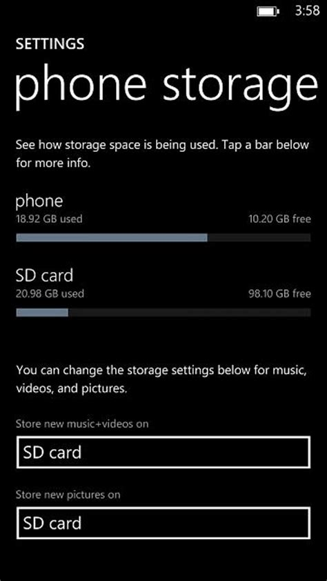 how to make phone use sd card need for space sandisk 128gb microsdxc works with lumia