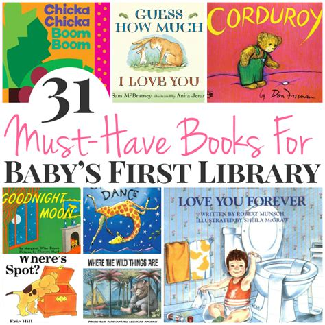 pictures of baby books 31 must books for baby s library i arts