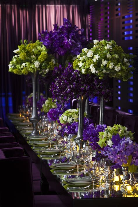 purple and green decorations 1000 ideas about green apple wedding on