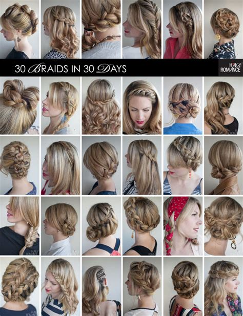 hairstyle book pictures 30 braids in 30 days the ebook is here hair