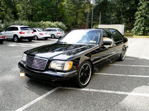 1999 Mercedes S500 For Sale by 1999 Mercedes S500 Amg