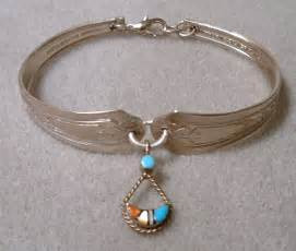 how to make silverware jewelry spoon bracelet from recycled materials ornamento