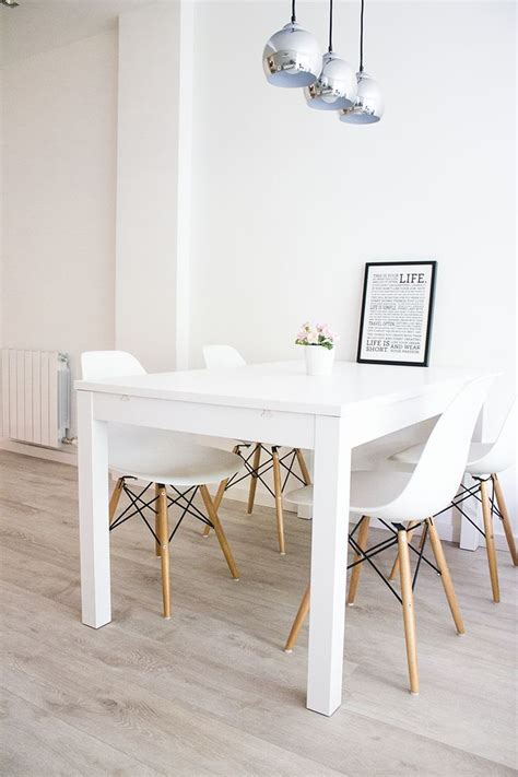 dining room tables white lighten up dinner time with these 15 white dining room tables