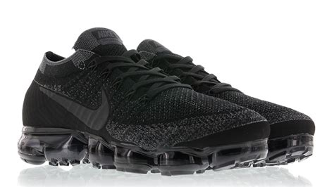 fly knit nike nike air vapormax flyknit black the sole supplier