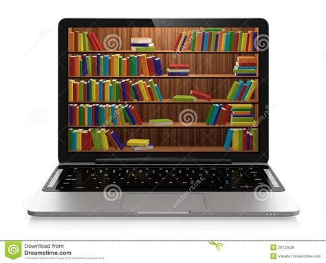 electronic picture books electronic library royalty free stock photos image 28722028