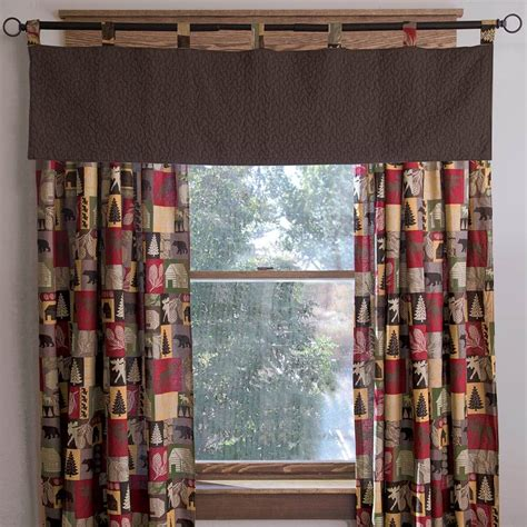 drapes window treatments western rustic curtains drapes valances pillows