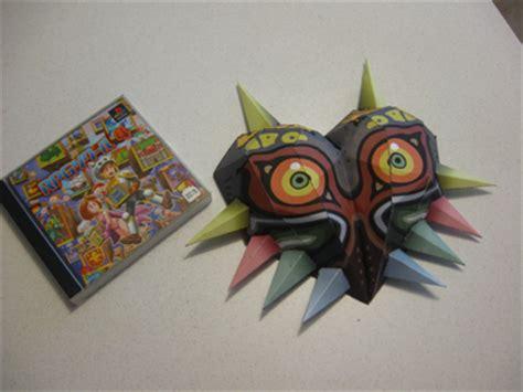 paper craft mask majora s mask papercraft by lantis02 on deviantart