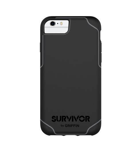 fundas griffin survivor griffin survivor journey funda iphone 7 6s 6 negro gris
