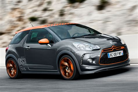 Ds3 Citroen by Citro 235 N Ds3 Racing