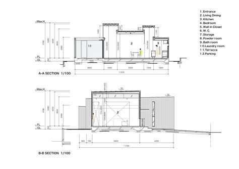 gallery of n house d i g architects 16