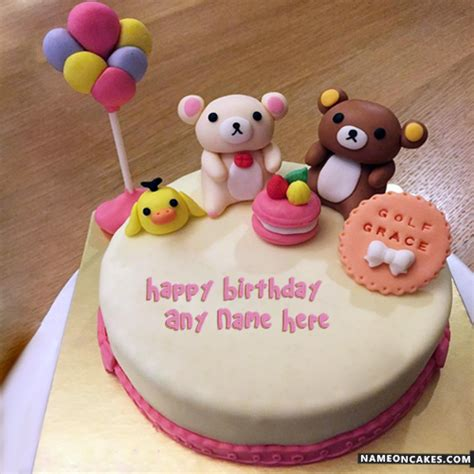 cakes for sweet birthday cakes with name hbd wishes
