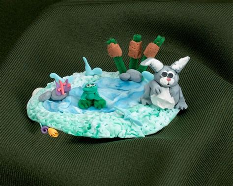pond crafts for what s growing at the pond craft crayola