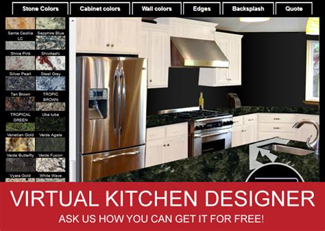 interactive kitchen designer kitchen designer adds custom color list fireups