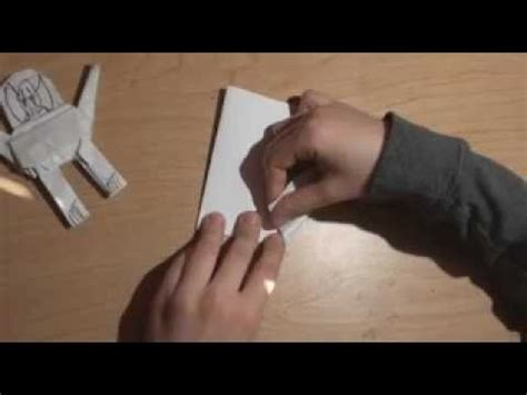 origami wars general grievous how to make an origami general grievous wars