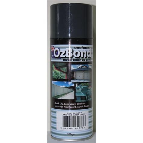 acrylic spray paint ozbond anotec grey acrylic spray paint 300g