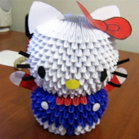 origami hello origami maniacs origami 3d hello