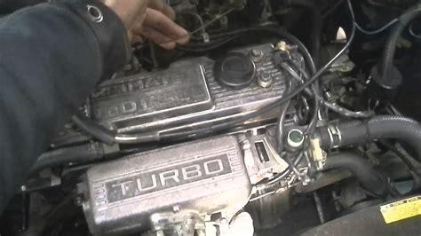 Daihatsu Diesel Engine by Daihatsu Charade Cl61 1 0 Td Diesel G101