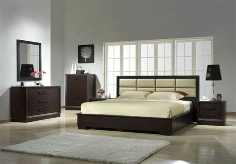 modern bedroom furniture sets leather designer bedroom furniture sets modern