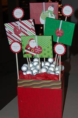 how to make a gift card tree the petit cadeau december 2011