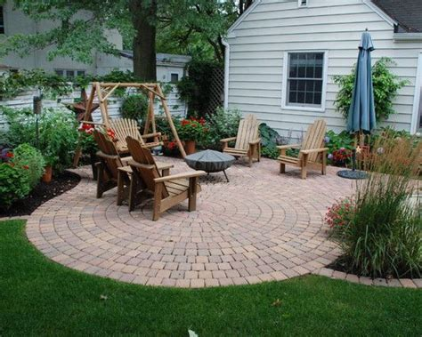 backyard porches patios best 25 brick patios ideas on