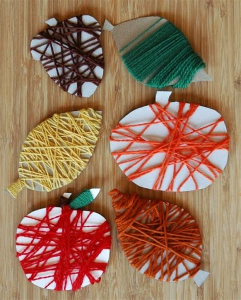 easy autumn crafts for celebrate the season 25 easy fall crafts for