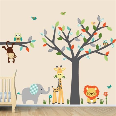 wall stickers baby room baby room wall decals 2017 grasscloth wallpaper