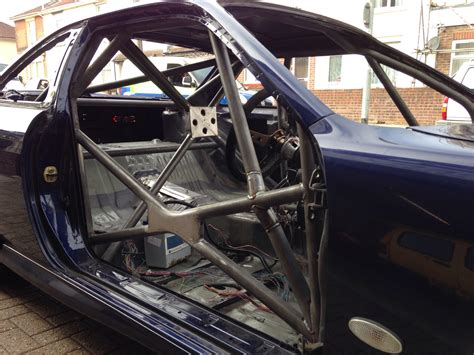 Roll Cage by Front Kingpin Repair Vw Transport Timing Belt Drift Cars
