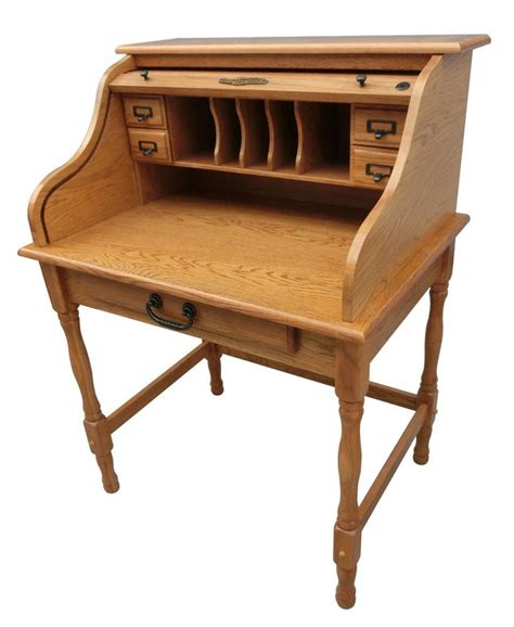small roll top desks for sale small oak roll top desks walmart