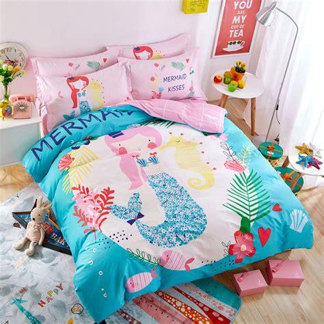 mermaid size comforter set mermaid bedding size 8995