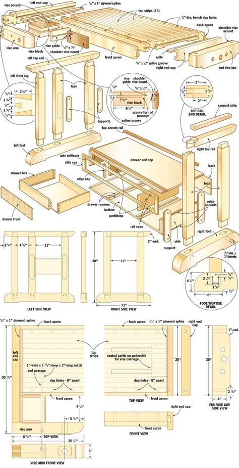 advanced woodworking plans 25 best ideas about craftsman workbench on
