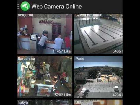 video web camara web camera online cctv ip cam is application for watch
