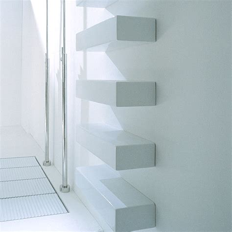 ceramic bathroom shelves bathroom wall shelves that add practicality and style to