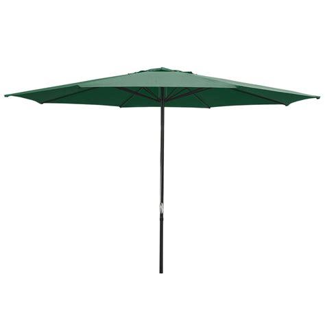 13 foot patio umbrella 13 foot patio furniture table market umbrella green