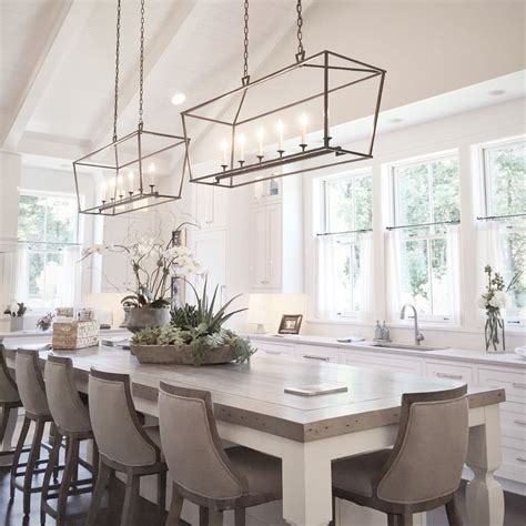 kitchen lighting table top 25 best dining room lighting ideas on