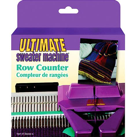 ultimate knitting machine caron the ultimate knitting machine row counter walmart