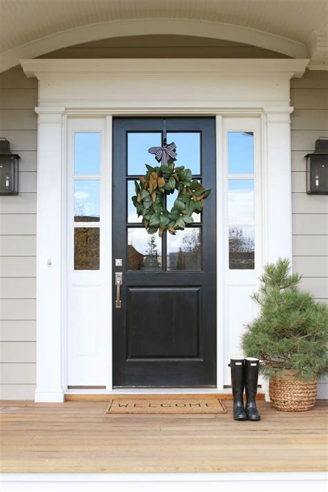 25 best ideas about front doors on wood front