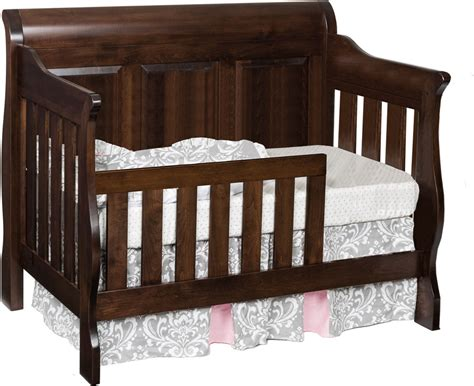 hardwood baby cribs sleigh bed cribs 28 images sleigh bed crib home design
