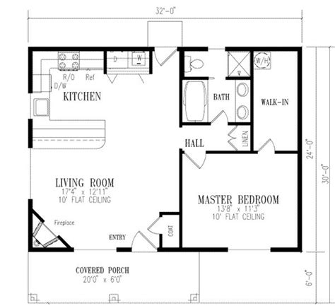 one bedroom home designs 1 bedroom house plans page 2