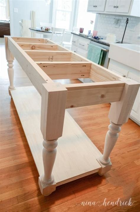 how to build a movable kitchen island 25 best ideas about build kitchen island on