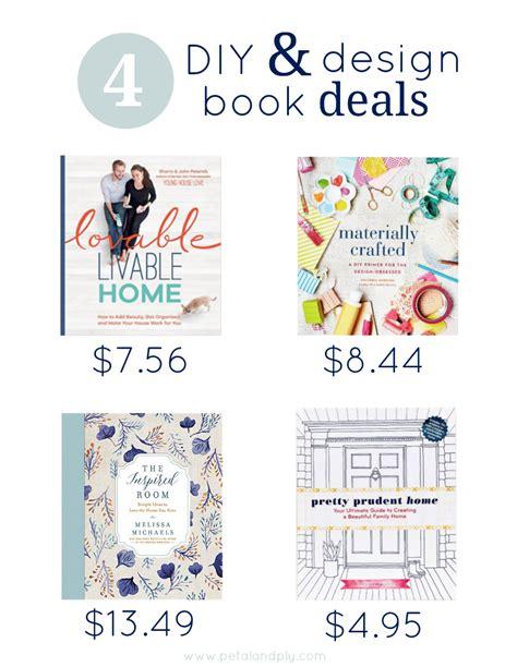 picture book deals 4 diy design book deals