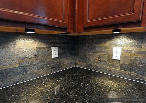 granite tile backsplash black countertop backsplash ideas backsplash